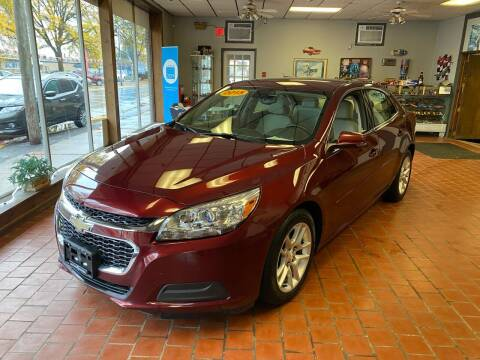 2015 Chevrolet Malibu for sale at Midtown Autoworld LLC in Herkimer NY