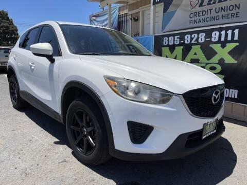 2014 Mazda CX-5 for sale at Max Auto Sales in Santa Maria CA