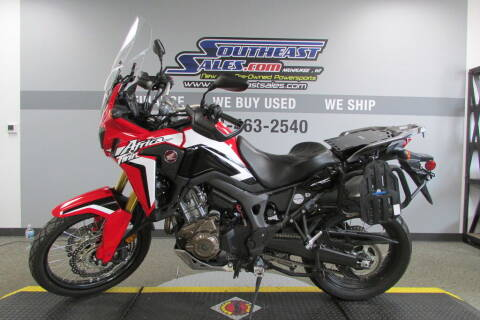 2017 Honda Africa Twin CRF1000L DCT for sale at Southeast Sales Powersports in Milwaukee WI
