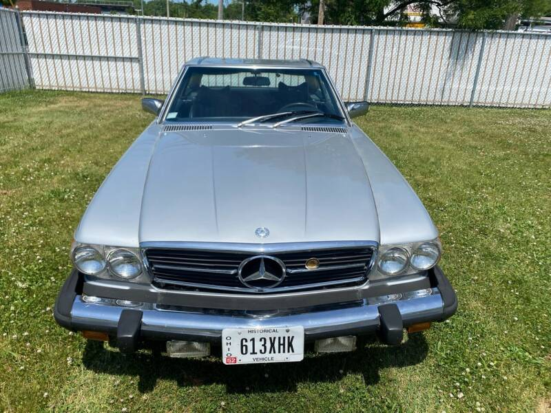 1979 Mercedes-Benz 450 SL for sale in Cleveland, OH