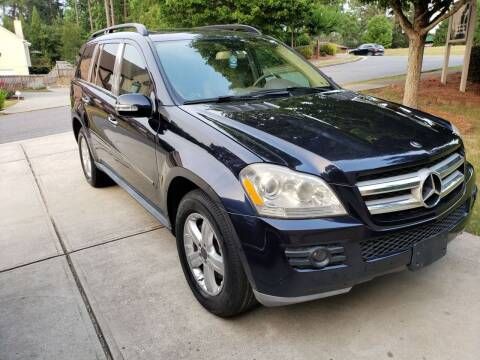 2008 Mercedes-Benz GL-Class for sale at GA Auto IMPORTS  LLC in Buford GA
