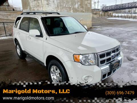 2012 Ford Escape for sale at Marigold Motors, LLC in Pekin IL