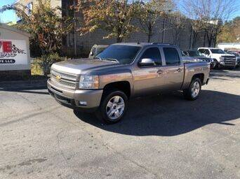 2013 Chevrolet Silverado 1500 for sale at Five Brothers Auto Sales in Roswell GA