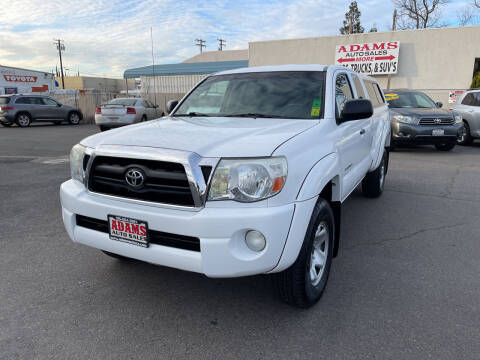 2007 Toyota Tacoma for sale at Adams Auto Sales in Sacramento CA