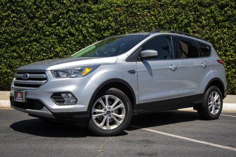 2018 Ford Escape for sale at Southern Auto Finance in Bellflower CA