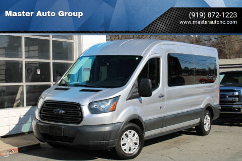 2016 Ford Transit Passenger for sale at Master Auto Group in Raleigh NC