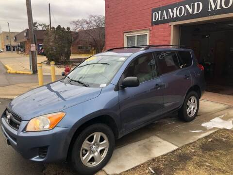 2009 Toyota RAV4 for sale at Diamond Motors in Pecatonica IL