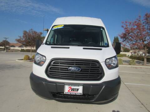 2018 Ford Transit Passenger for sale at 2Win Auto Sales Inc in Oakdale CA