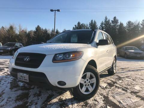2009 Hyundai Santa Fe for sale at Lakes Area Auto Solutions in Baxter MN