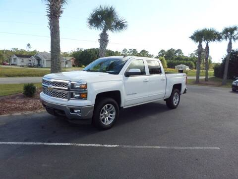 2015 Chevrolet Silverado 1500 for sale at First Choice Auto Inc in Little River SC