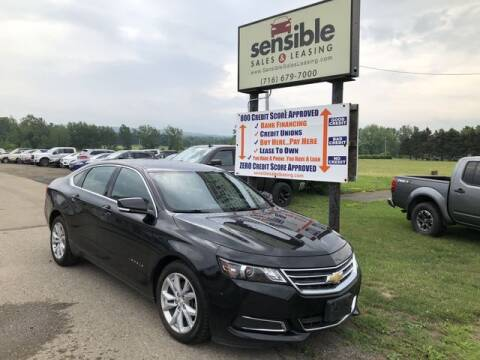 2017 Chevrolet Impala for sale at Sensible Sales & Leasing in Fredonia NY