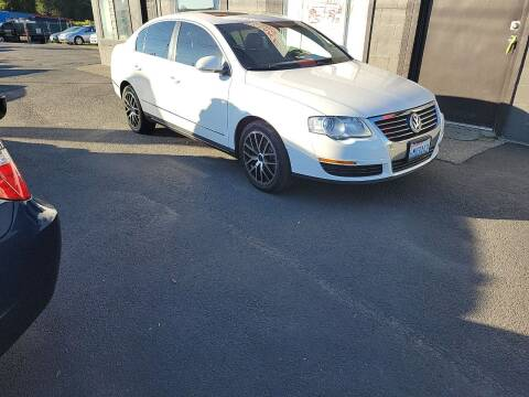 2008 Volkswagen Passat for sale at Bonney Lake Used Cars in Puyallup WA