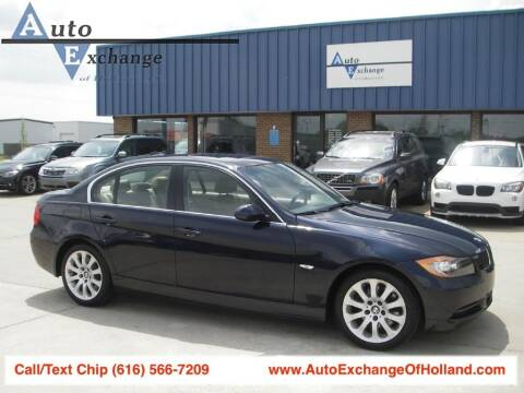 2006 BMW 3 Series for sale at Auto Exchange Of Holland in Holland MI