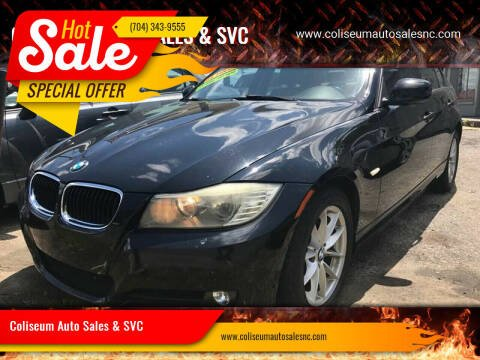 2010 BMW 3 Series for sale at Coliseum Auto Sales & SVC in Charlotte NC