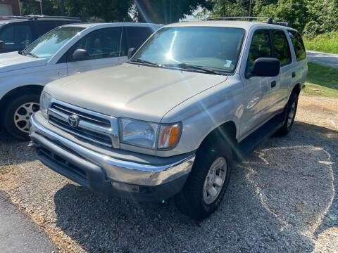 1999 Toyota 4Runner for sale at Sartins Auto Sales in Dyersburg TN