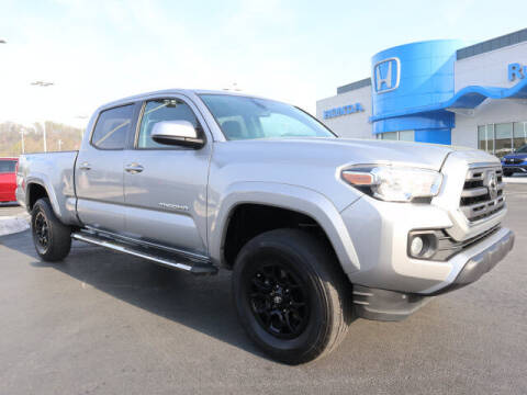 2019 Toyota Tacoma for sale at RUSTY WALLACE HONDA in Knoxville TN