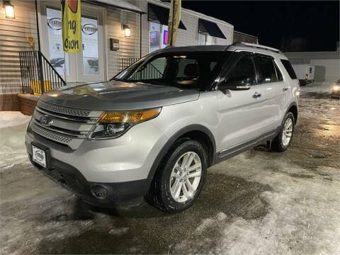2015 Ford Explorer for sale at Best Price Auto Sales in Methuen MA
