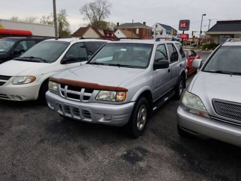2003 Isuzu Rodeo for sale at JC Auto Sales in Belleville IL