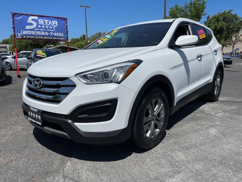 2015 Hyundai Santa Fe Sport for sale at 5 Star Auto Sales in Modesto CA
