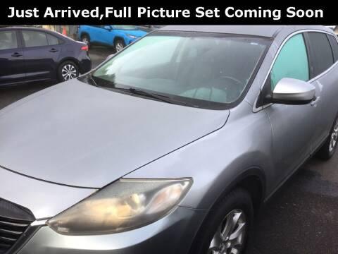 2015 Mazda CX-9 for sale at Royal Moore Custom Finance in Hillsboro OR