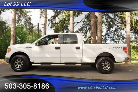 2014 Ford F-150 for sale at LOT 99 LLC in Milwaukie OR