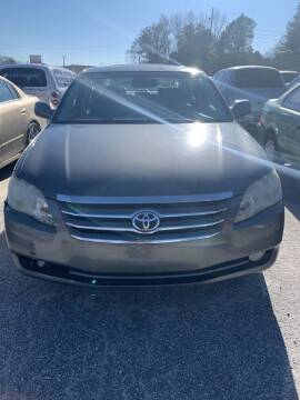 2006 Toyota Avalon for sale at J D USED AUTO SALES INC in Doraville GA