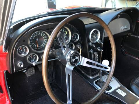 1964 Chevrolet Corvette for sale at BJR AUTO SALES in Wylie TX