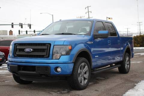 2013 Ford F-150 for sale at Motor City Idaho in Pocatello ID