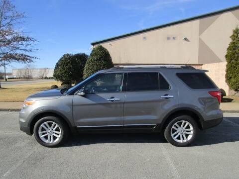 2014 Ford Explorer for sale at JON DELLINGER AUTOMOTIVE in Springdale AR