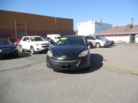 2010 Mazda MAZDA3 for sale at LYNN MOTOR SALES in Lynn MA
