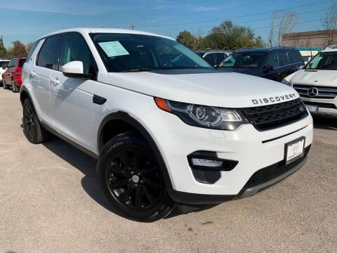 2015 Land Rover Discovery Sport for sale at KAYALAR MOTORS in Houston TX