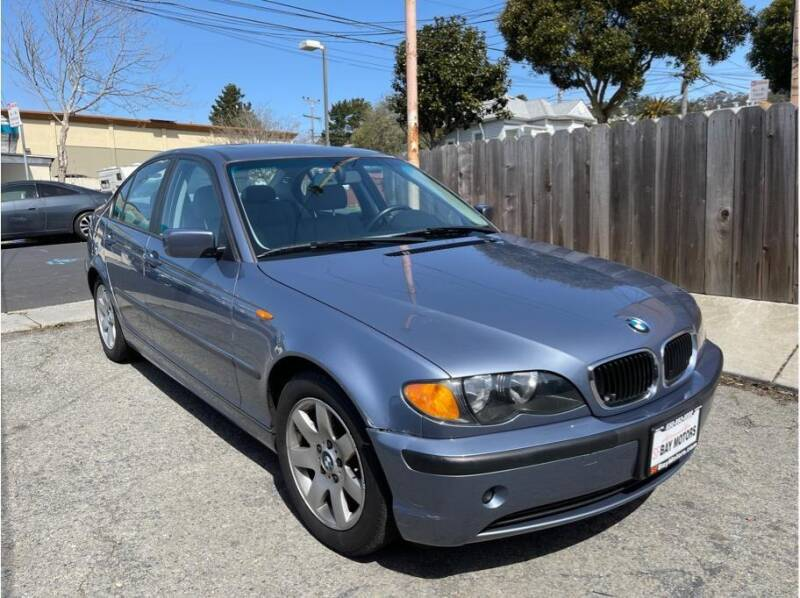 2002 BMW 3 Series for sale at SF Bay Motors in Daly City CA