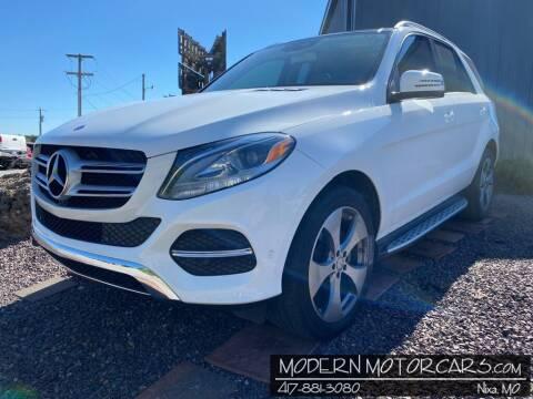 2016 Mercedes-Benz GLE for sale at Modern Motorcars in Nixa MO
