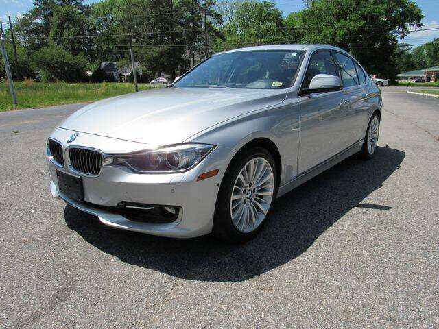 2013 BMW 3 Series for sale at Atlantic Auto Sales in Chesapeake VA