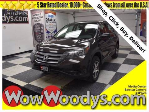 2014 Honda CR-V for sale at WOODY'S AUTOMOTIVE GROUP in Chillicothe MO