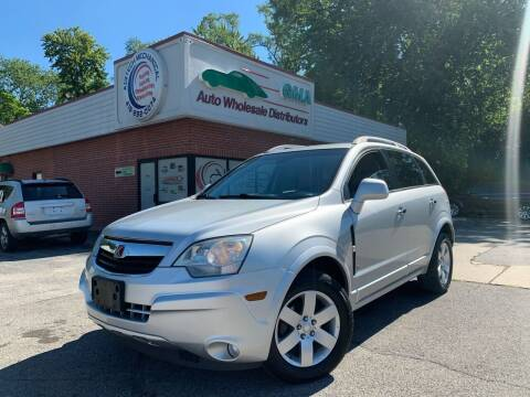 2009 Saturn Vue for sale at GMA Automotive Wholesale in Toledo OH