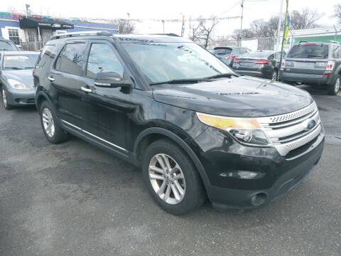 2015 Ford Explorer for sale at LaBate Auto Sales Inc in Philadelphia PA
