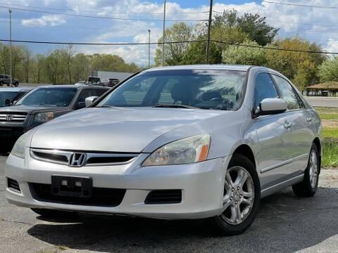 2006 Honda Accord for sale at MAGIC AUTO SALES - Magic Auto Prestige in South Hackensack NJ