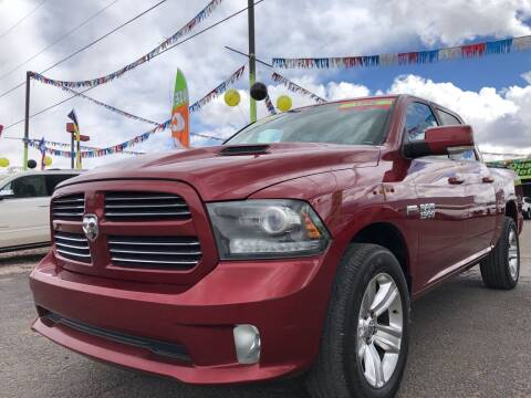 2013 RAM Ram Pickup 1500 for sale at 1st Quality Motors LLC in Gallup NM