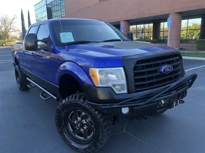 2010 Ford F-150 for sale at Stunning Auto in Sacramento CA