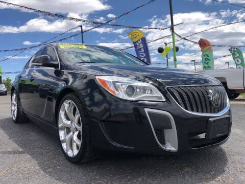 2015 Buick Regal for sale at 1st Quality Motors LLC in Gallup NM