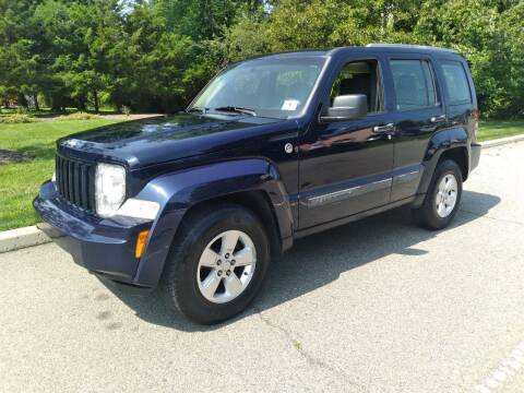 2012 Jeep Liberty for sale at Jan Auto Sales LLC in Parsippany NJ