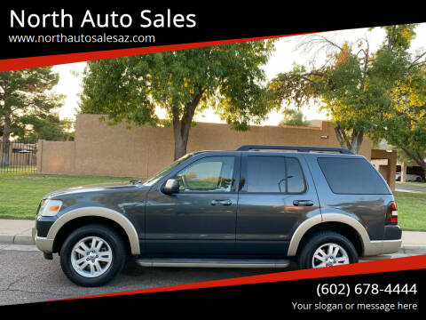 2010 Ford Explorer for sale at North Auto Sales in Phoenix AZ