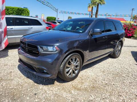 2014 Dodge Durango for sale at A AND A AUTO SALES in Gadsden AZ