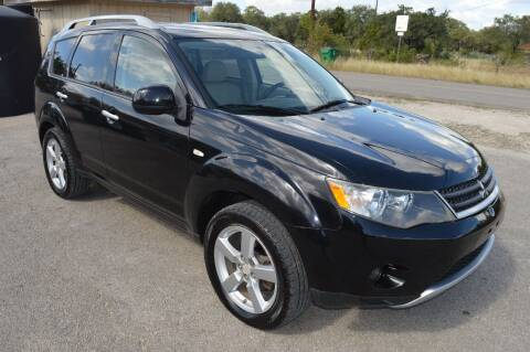 2007 Mitsubishi Outlander for sale at Coleman Auto Group in Austin TX