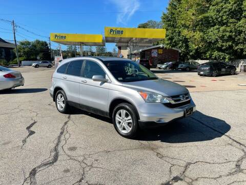 2010 Honda CR-V for sale at Trust Petroleum in Rockland MA