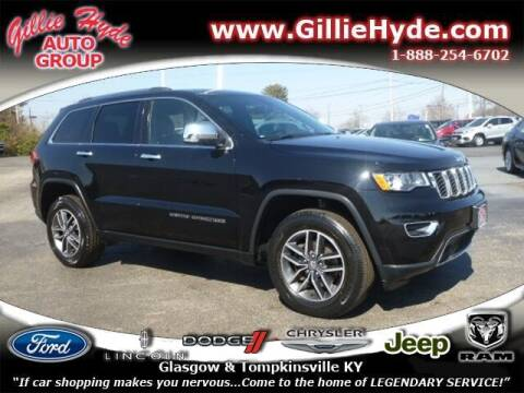 2018 Jeep Grand Cherokee for sale at Gillie Hyde Auto Group in Glasgow KY