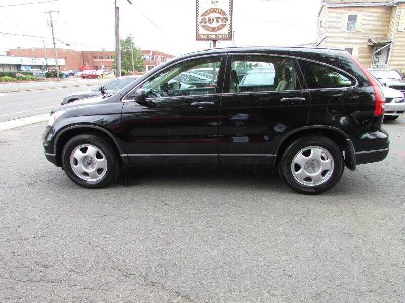 2010 Honda CR-V for sale at Nutmeg Auto Wholesalers Inc in East Hartford CT