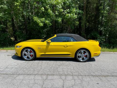 2015 Ford Mustang for sale at MATRIXX AUTO GROUP in Union City GA