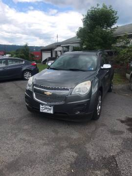 2013 Chevrolet Equinox for sale at BUCKLEY'S AUTO in Romney WV